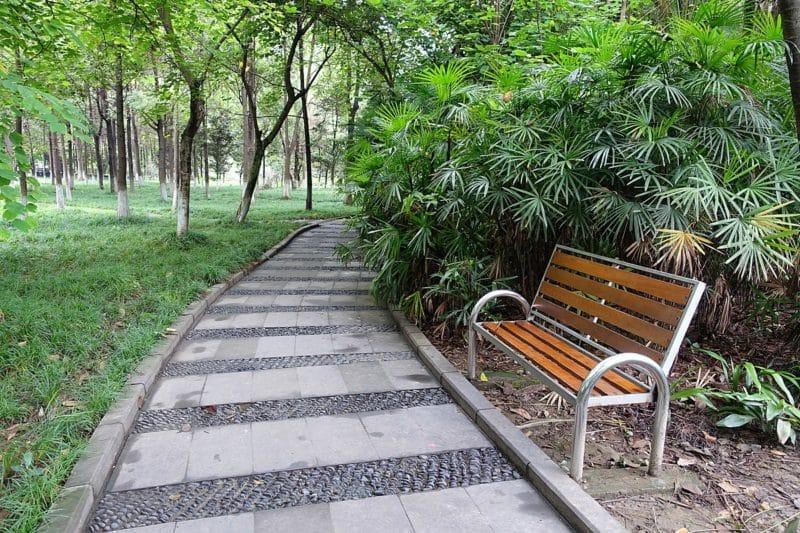 Shahe Park, Jianshe Road, Chengdu