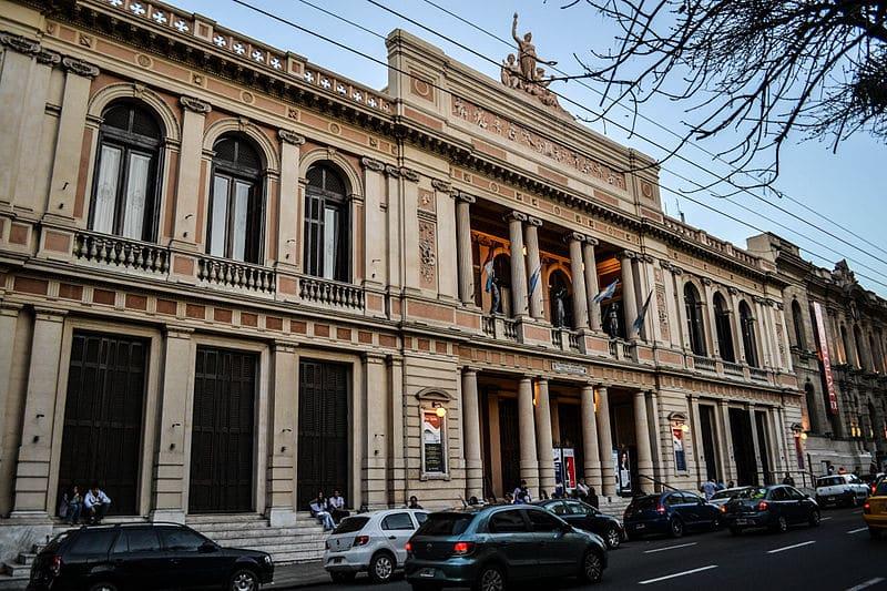 Teatro del Libertador General San Martín, Córdoba