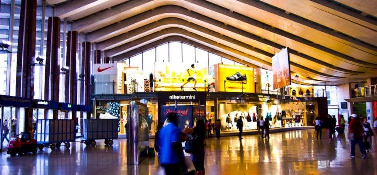 Gare de Termini, Rome
