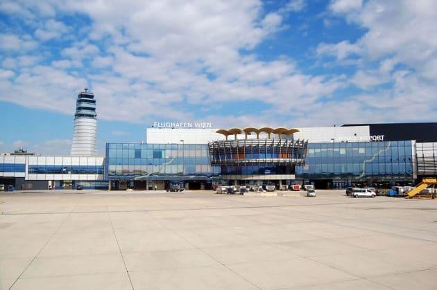 Transfert entre l'aéroport et le centre-ville de Vienne