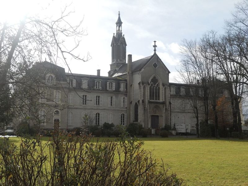 Ecole des Ursulines, Trespoey, Pau
