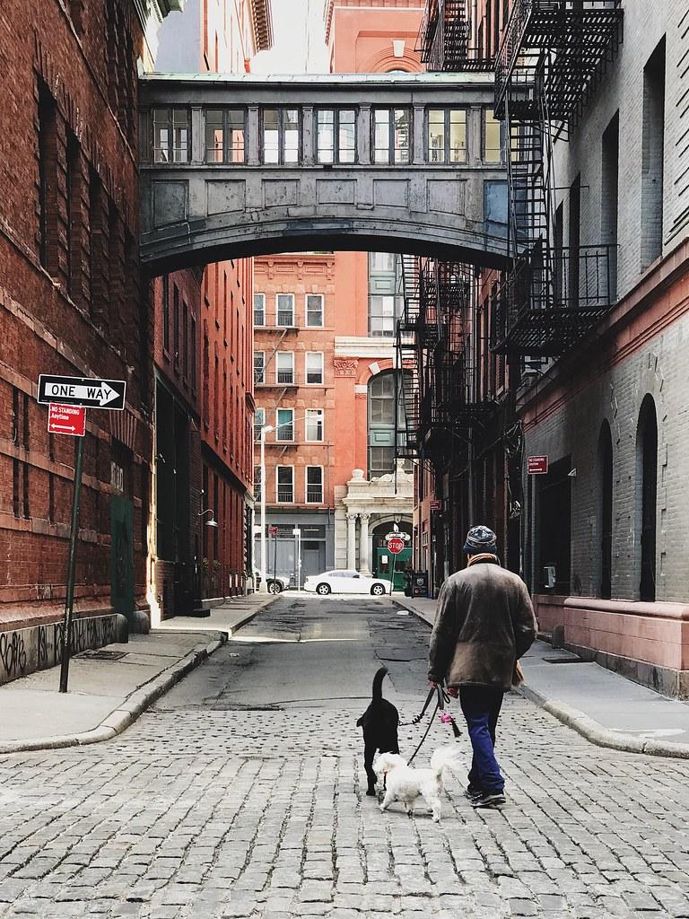 Loger à Tribeca, New York