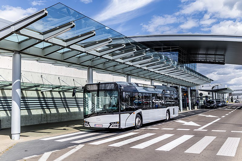 Transfert aéroport Vienne : bus