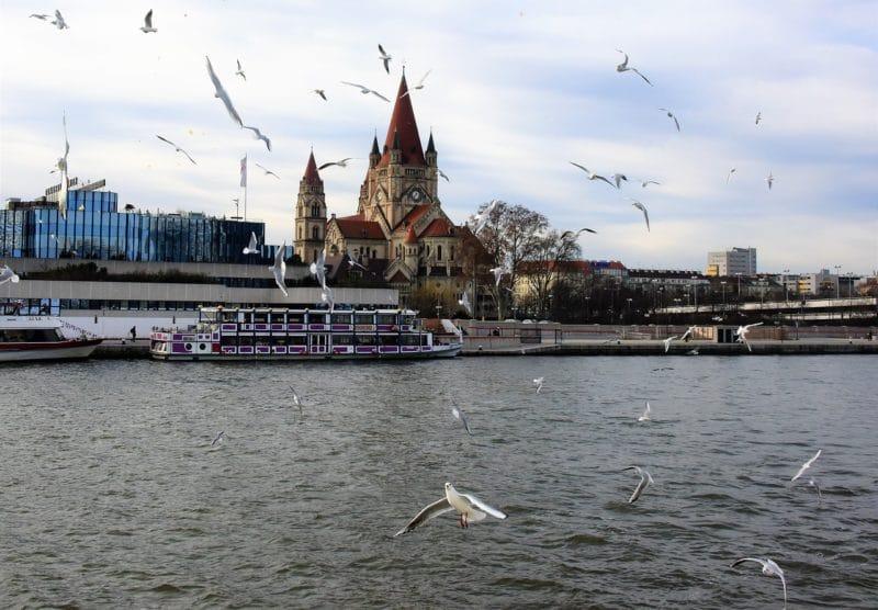 Vienna, Danube