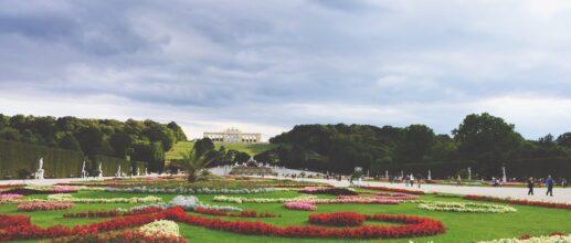 Visitez la capitale autrichienne en mai ! ☕ 👸