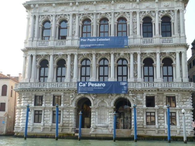 Visiter la Ca' Pesaro à Venise : billets, tarifs, horaires