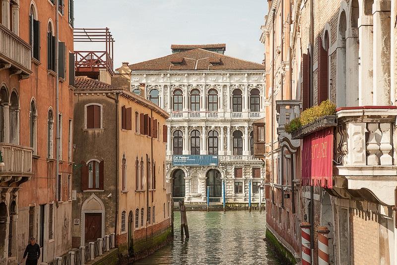 Ca' Pesaro, Venise