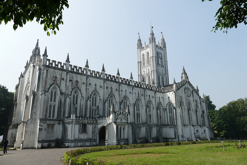St. Paul's Cathedral, Kolkata