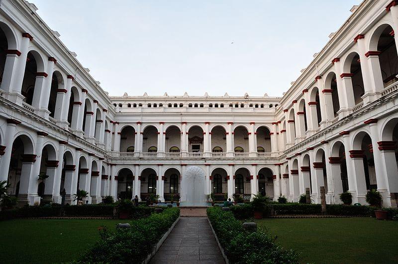 Indian Museum calcutta