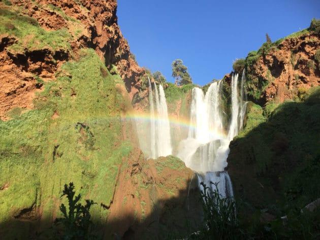 Visiter les Cascades d'Ouzoud depuis Marrakech