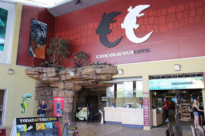 Crocosaurus Cove Darwin Northern Territory Australia