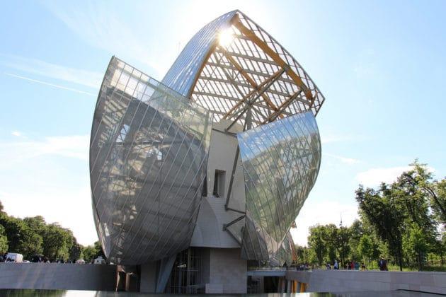Visiter la Fondation Louis Vuitton à Paris : billets, tarifs, horaires