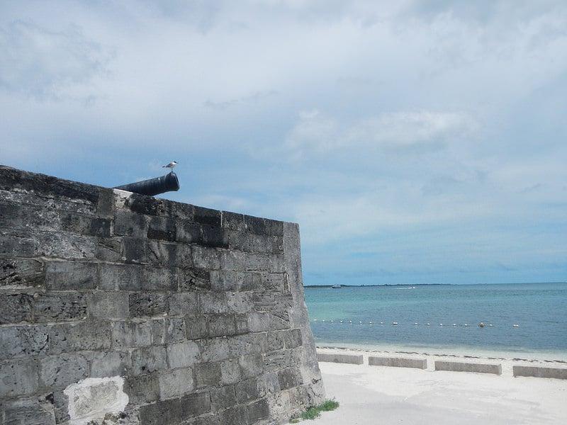 Nassau Fort Montagu