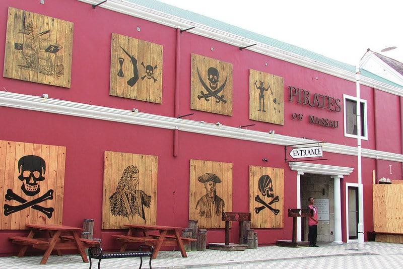 Nassau Musée des Pirates