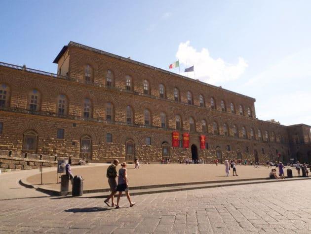 Visiter le Palais Pitti à Florence : billets, tarifs, horaires