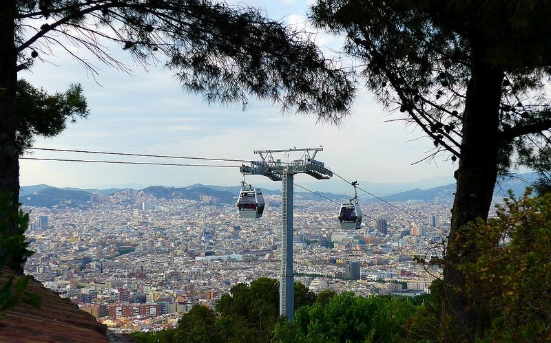 Parc Montjuïc