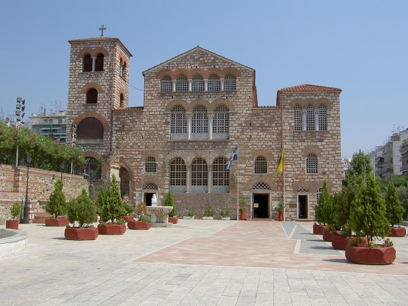 Eglise Agios Demetrios