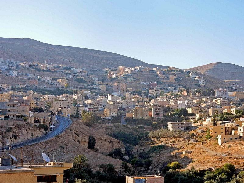 Wadi Musa, Gaia, Jordanie