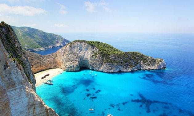 Les 15 plus beaux endroits à visiter en Grèce