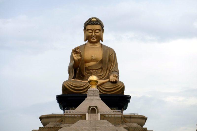 Kaohsiung Buddha, Taiwan