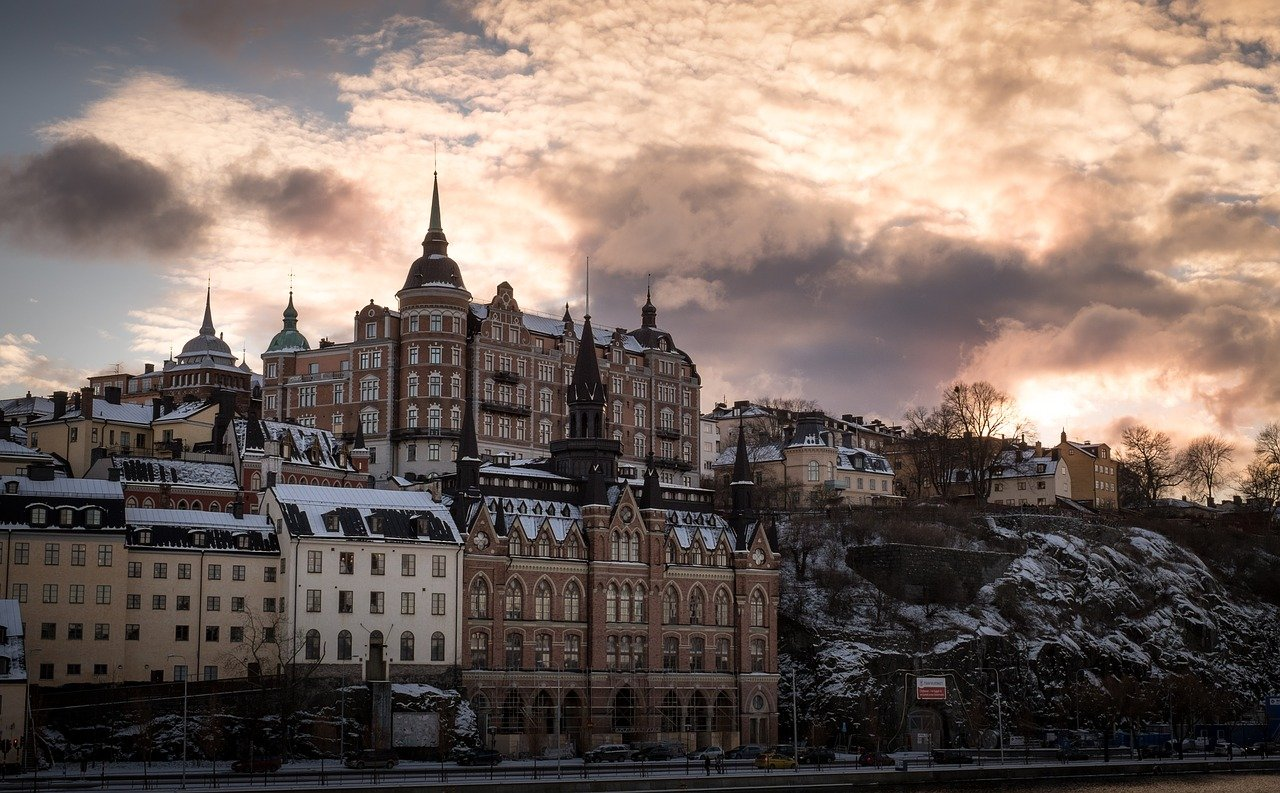 Citytrip à Stockholm 🐟❄