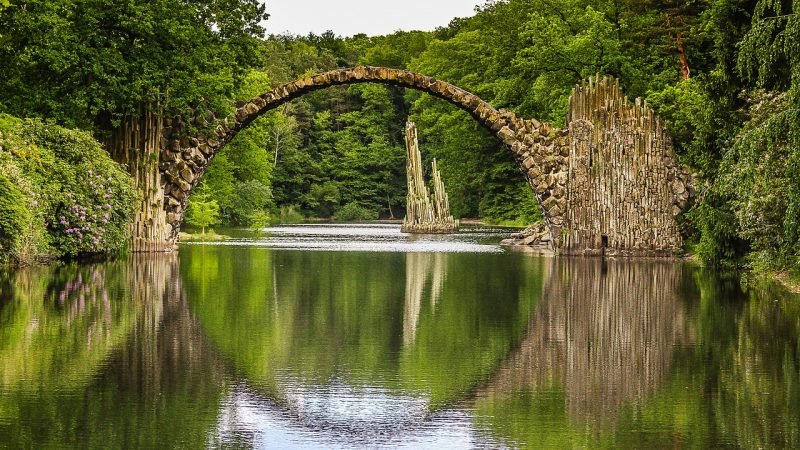 pont de Rakotz