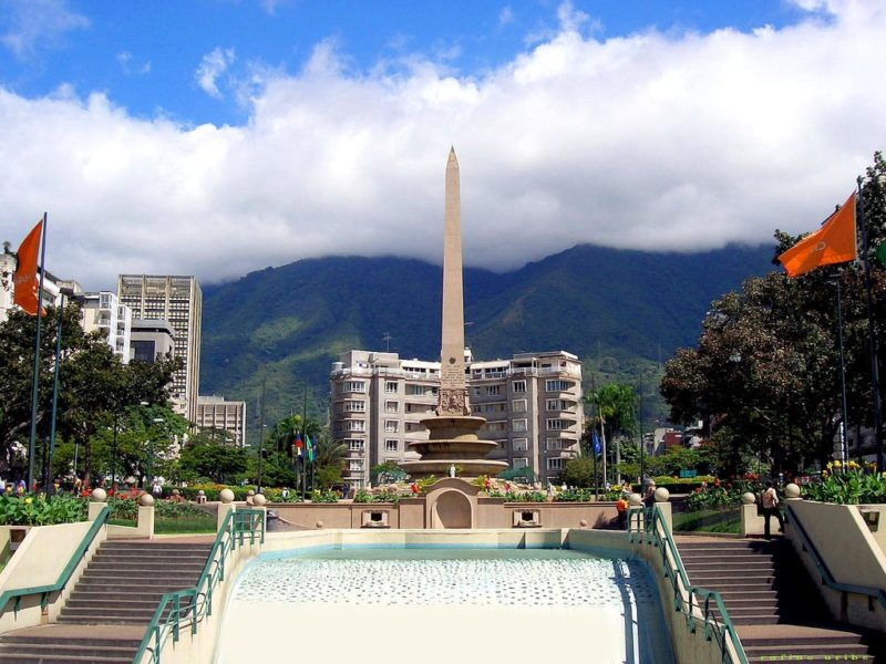 Plaza Francia, Altamira, Caracas