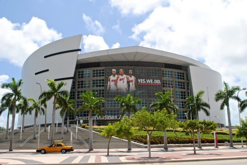 Quel est le prix pour voir un match de la NBA Miami Heat ?