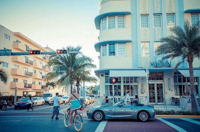 Art Déco, Miami