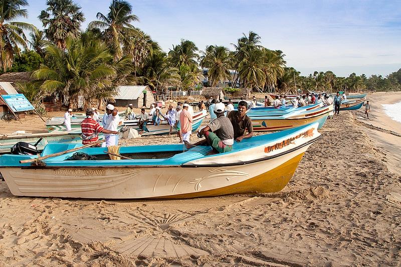 Baie d'Arugam, Sri Lanka