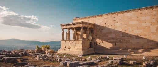 Escapade à Athènes en mai