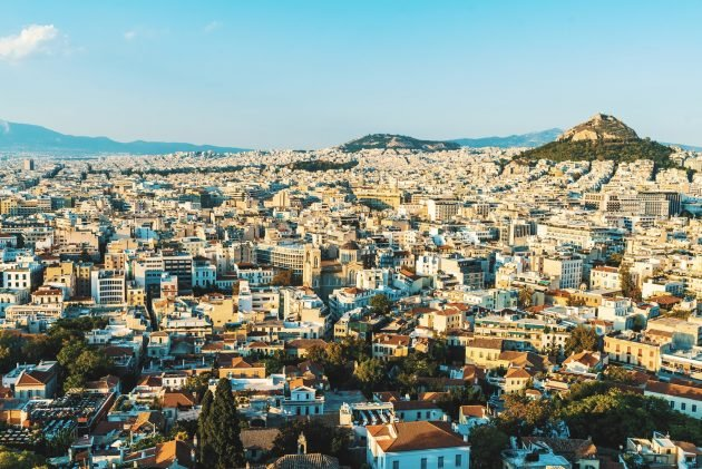 Location de voiture à Athènes : conseils, tarifs, itinéraires