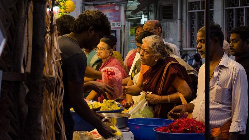 Market, Bazaar, Chennai