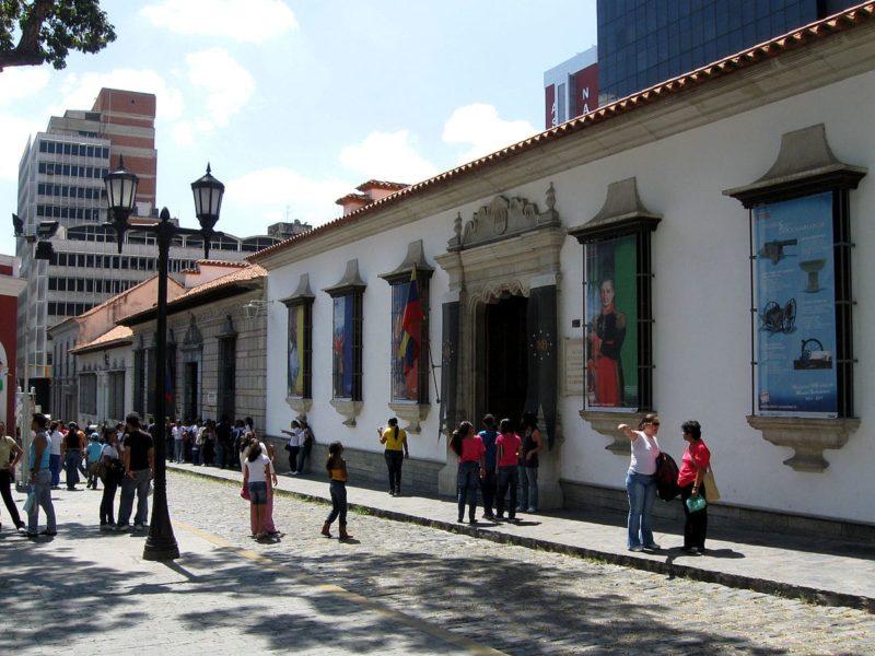 Musée Bolivien, Simón Bolívar, Caracas