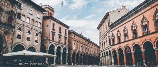 Séjour à Bologne en mai 😎