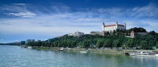 Bratislava, au coeur de l'Europe ! ?