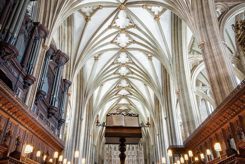 Cathédrale de la Sainte-et-Indivisible-Trinité de Bristol