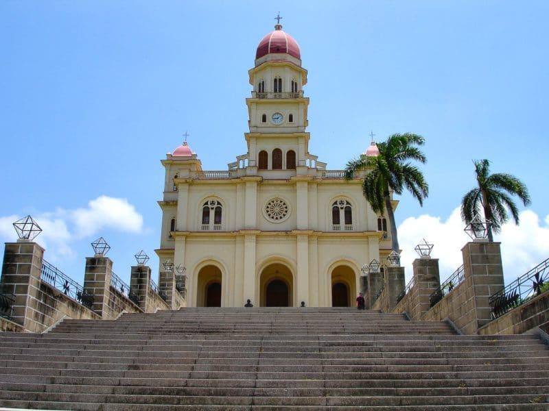 Basilique Caridad del Cobre, Santiago de Cuba