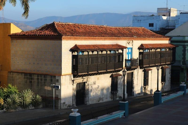 Maison Diego Velázquez, Santiago de Cuba