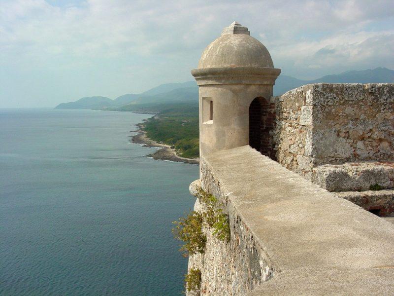 Castillo del Moro, Santiago de Cuba