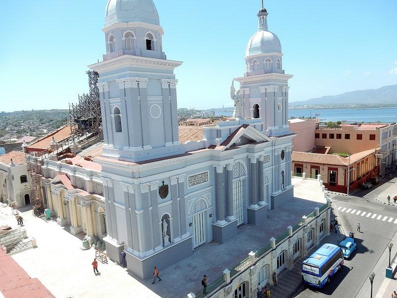 basilica de Nuestra Señora de la Asunción, Santiago de Cuba
