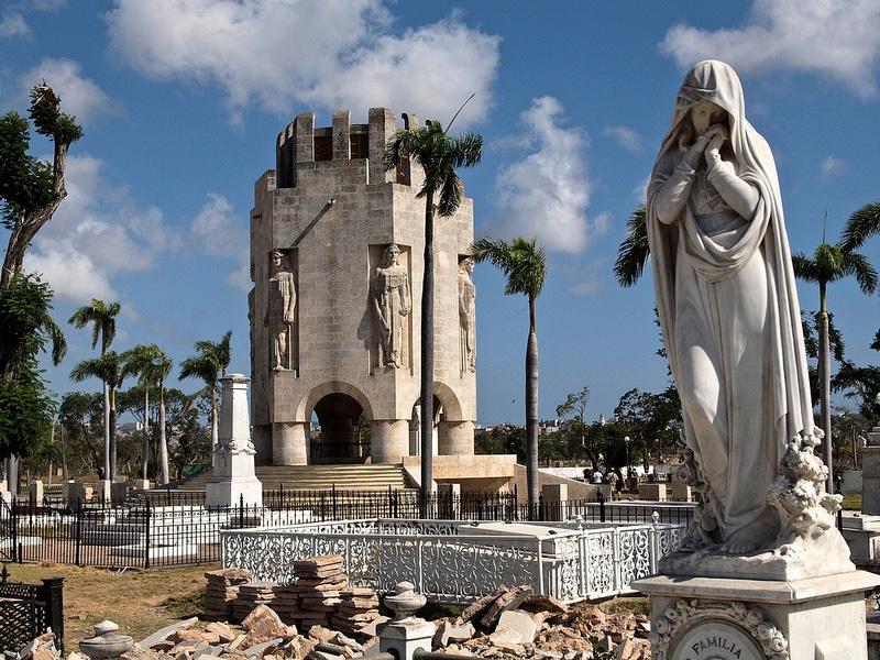 Cimetière Santa Ifigenia, Santiago de Cuba