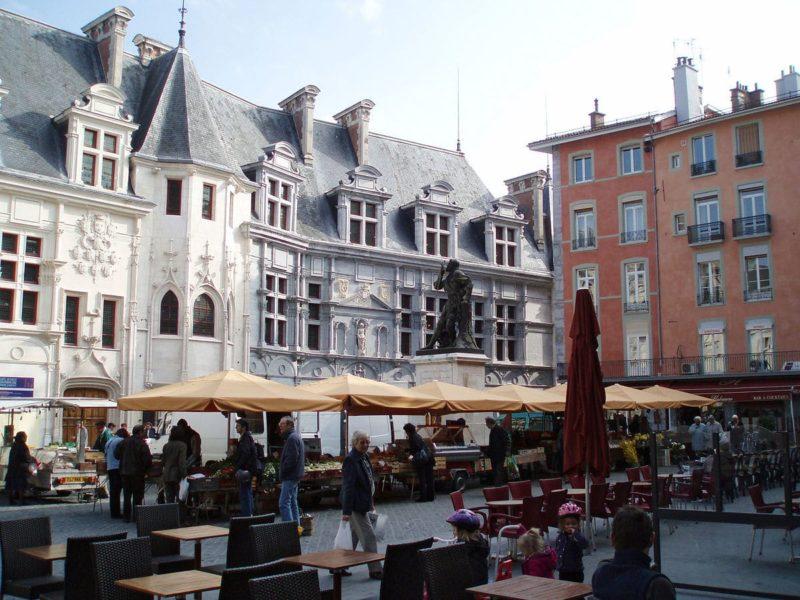 Place Saint-André, Grenoble