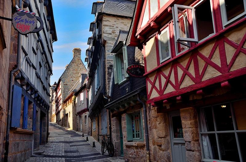 Centre-ville de Quimper