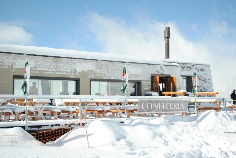 Confeteria, Station de ski Cerro Catedral, Bariloche