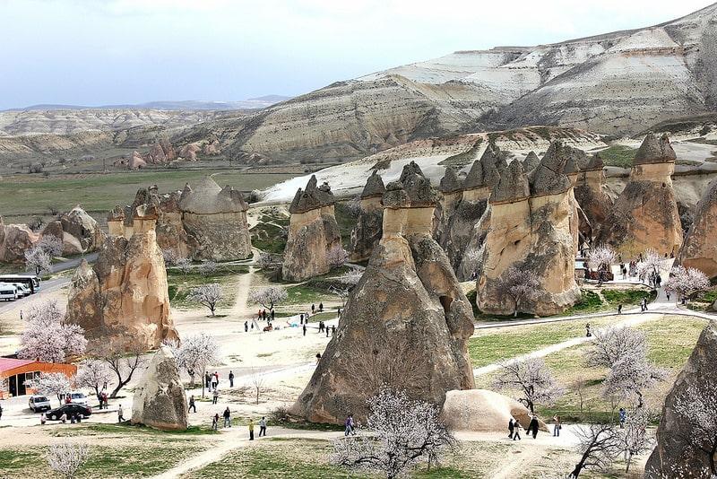 Cheminées de Fée de Cappadoce, Nevşehir