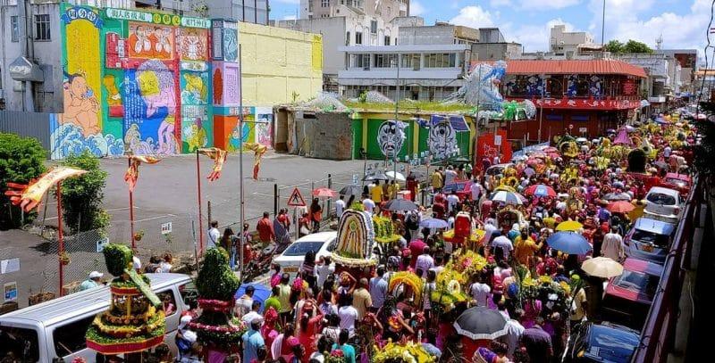 Chinatown, Port Louis, Île Maurice