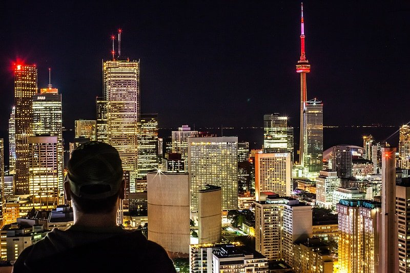 Tour du CN, Toronto, Ontario