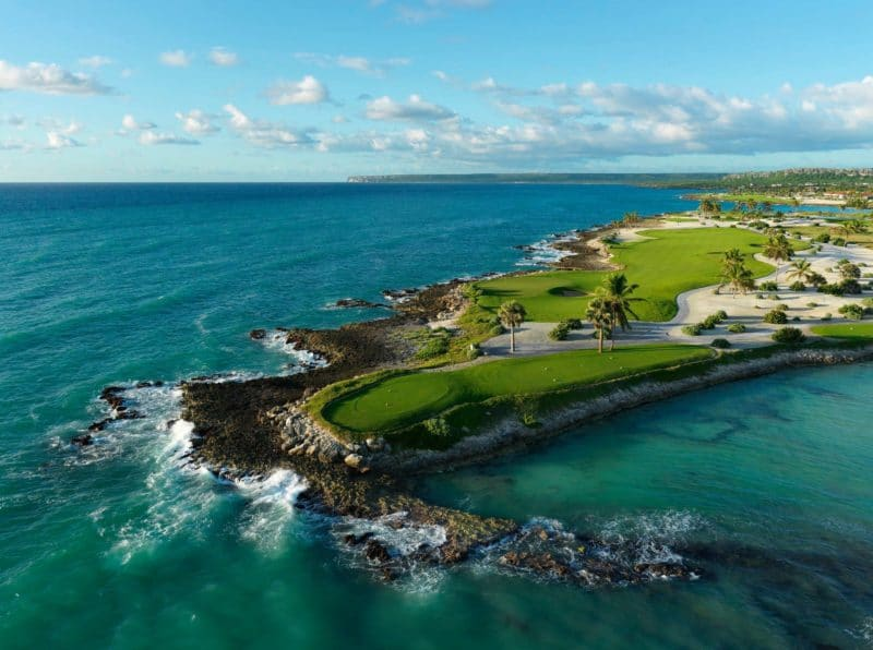 Golf, Punta Cana