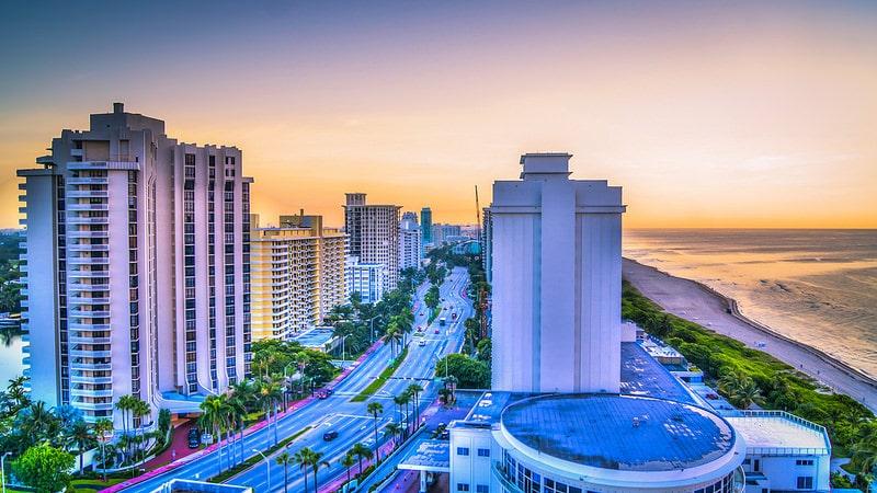 Collins Avenue, Miami Beach